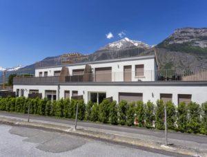 Prologis — Nos villas — Galerie — Immeuble de X appartements / Localisation