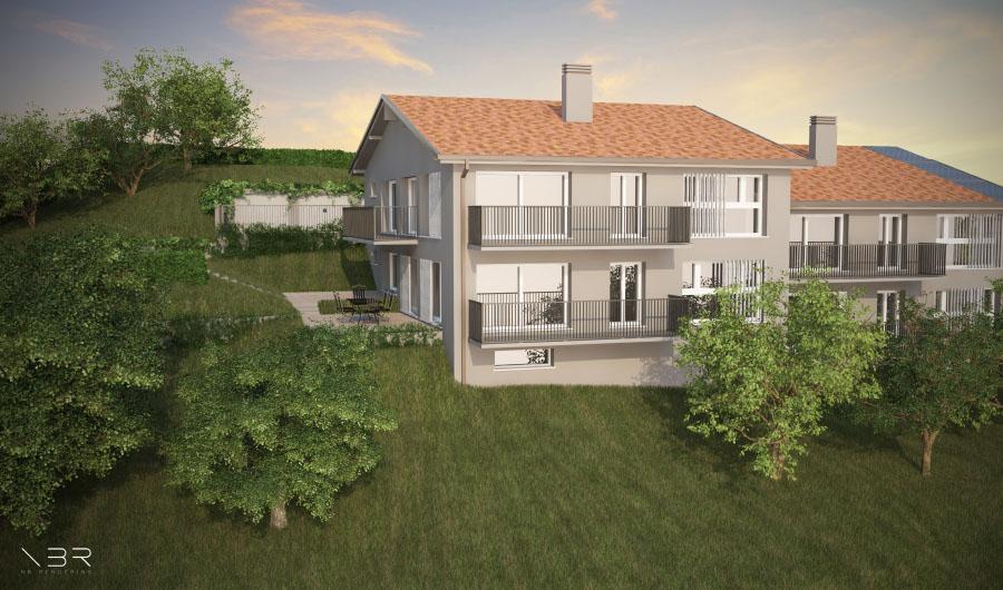 Prologis — Projet à vendre — Appartement à Grandvaux — Vaud