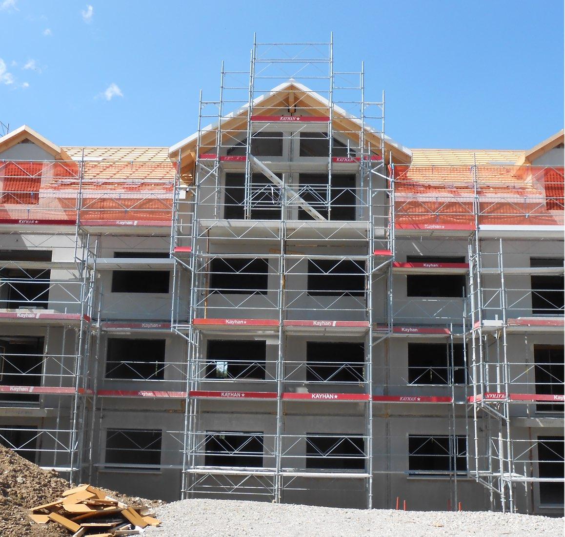 Prologis — Notre service de construction d'immeubles — Le préfabriqué, gage de qualité