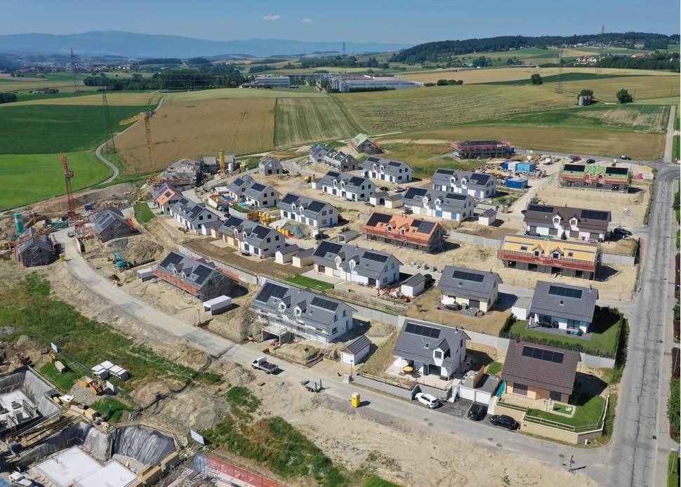 Prologis — Notre service de construction de quartiers — Un partenaire de choix
