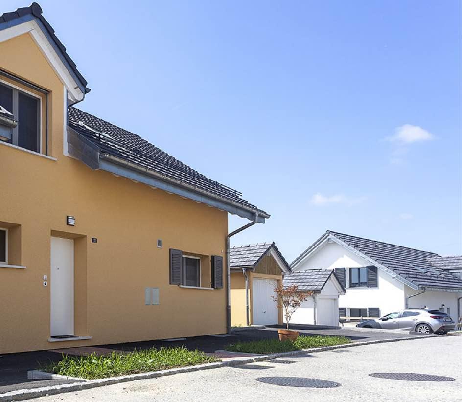 Prologis — Notre service de construction de quartiers — Des quartiers agréables