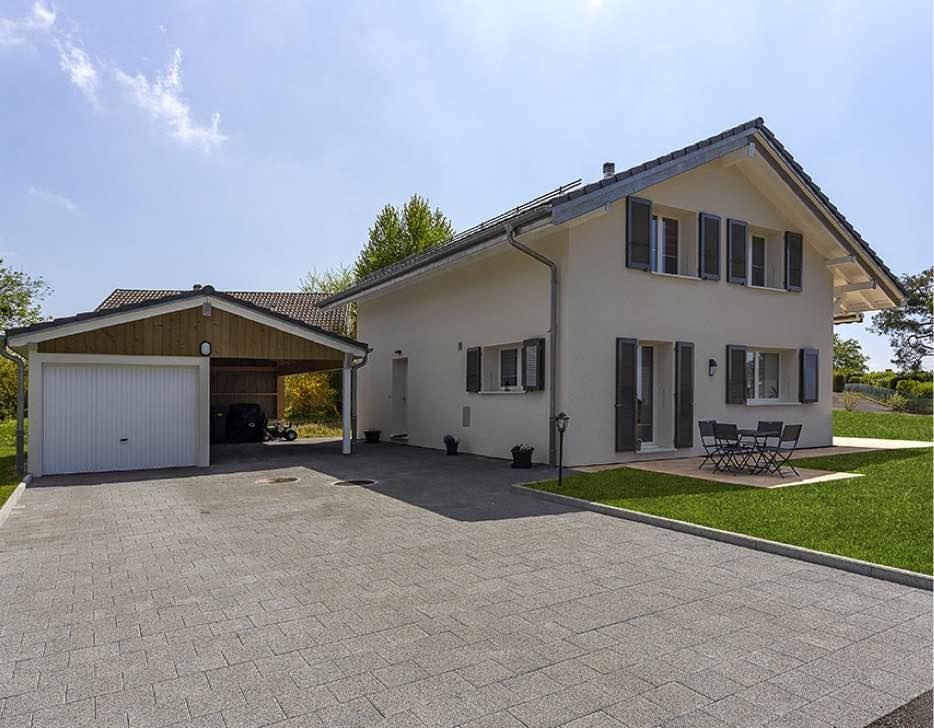 Prologis — Notre service de construction de villas — Maison préfabriquée
