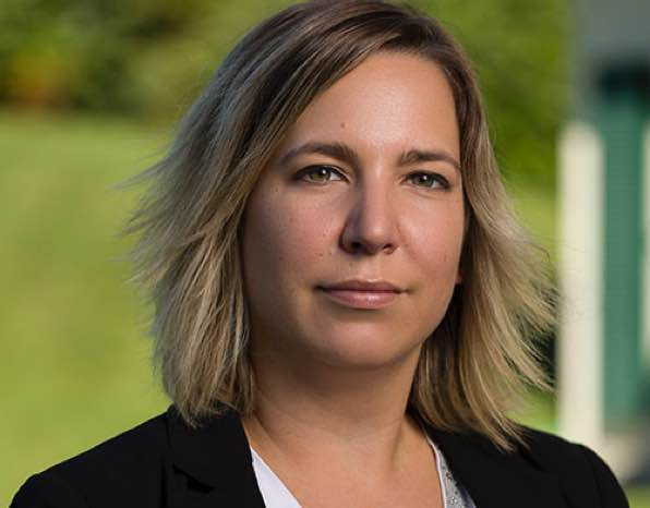 Leila Pralong, Conseillère à Sion, membre de l'équipe de conseillers de Prologis