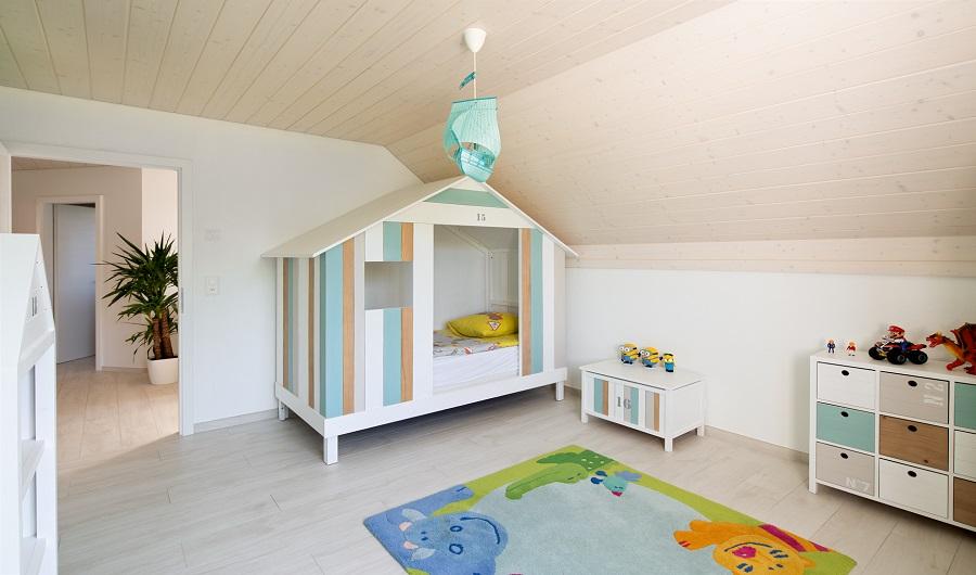 Prologis — Projet à vendre — Maison individuelle à Chamoson — Valais