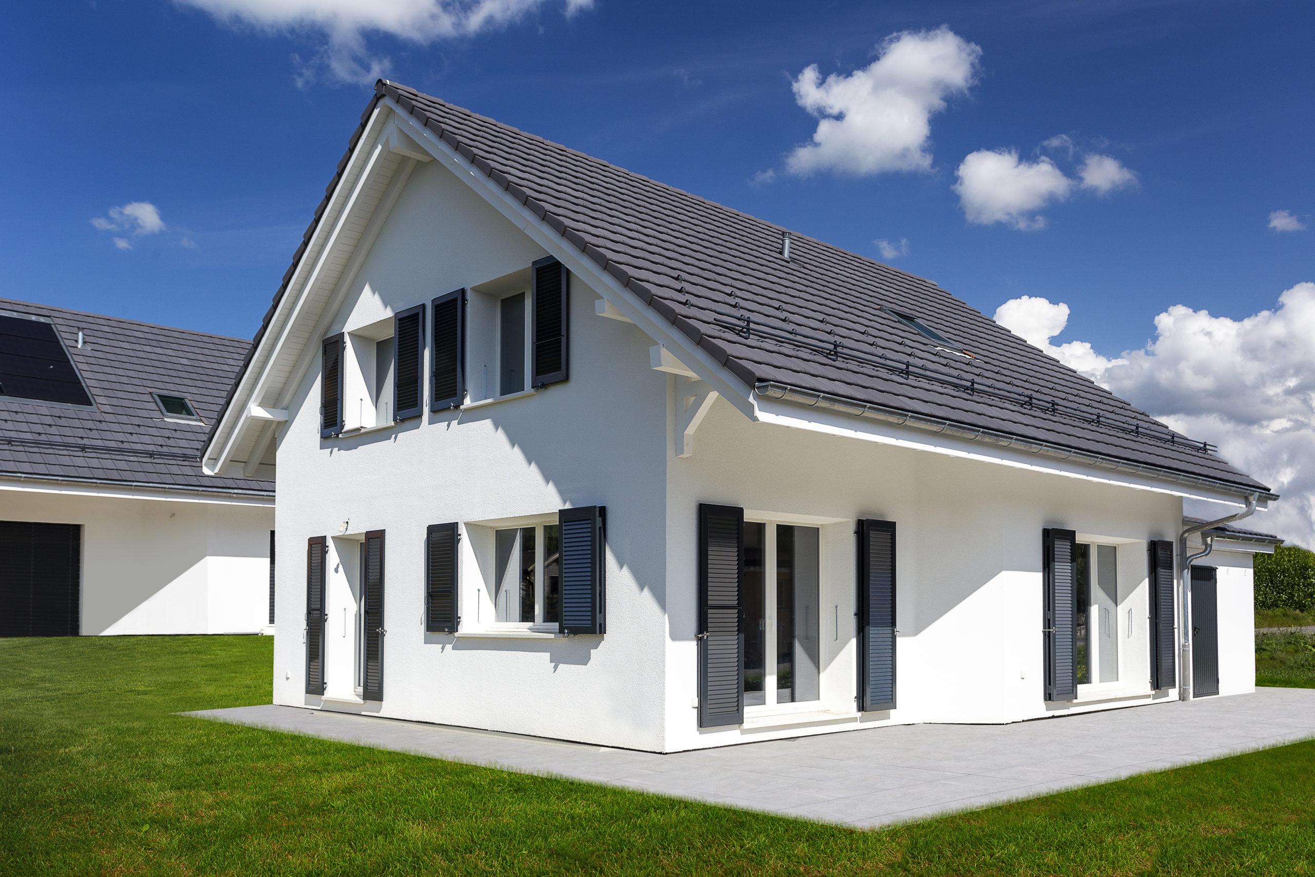 Prologis — Projet à vendre — Maison individuelle à Choex 5 — Valais