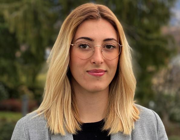 Sarah Poularas, Conseillère à Aproz (VS), membre de l'équipe de conseillers de Prologis