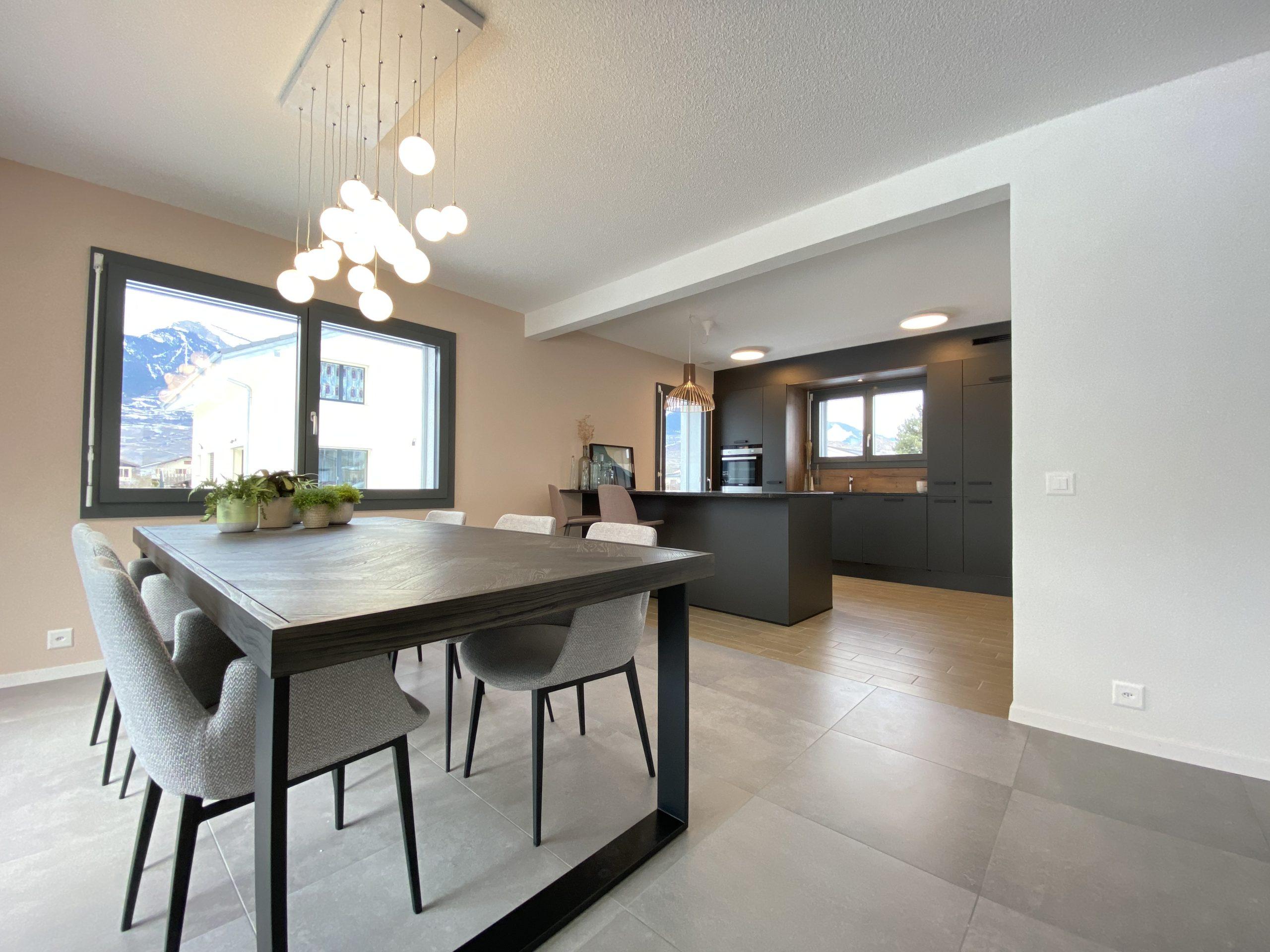 Prologis — Projet à vendre — Maison individuelle à Blonay — Vaud
